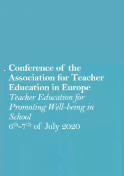 The O4YEL project presented at the ATEE 2020 – International Winter Conference Teacher Education for Promoting Well-Being in School