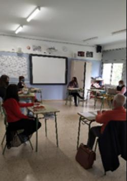 Follow-up of Orienta4YEL actions to tackle early school leaving from the Institut Escola del Prat (El Prat del Llobregat - Spain)