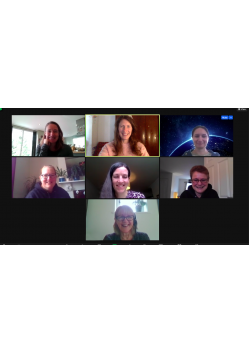 The UK |  Monthly drop-in meeting with some educators