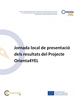 Local seminar at UAB (Spain, online) | Strategies to promote the inclusion of young people who are in risk of early leaving