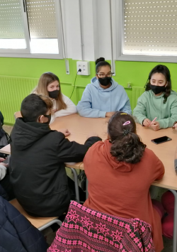 Follow-up of Orienta4YEL actions to combat early school leaving from the Jaume Cabré Secondary School (Terrassa, Spain)